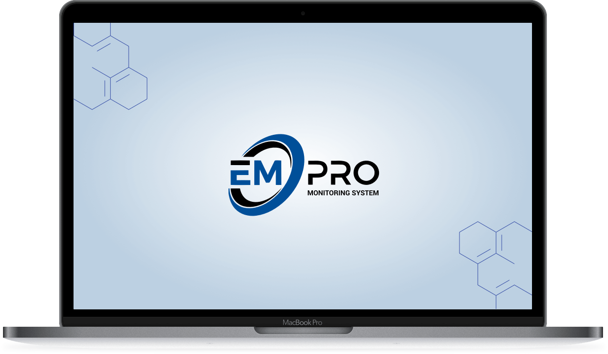 Empro Data Platform Laptop