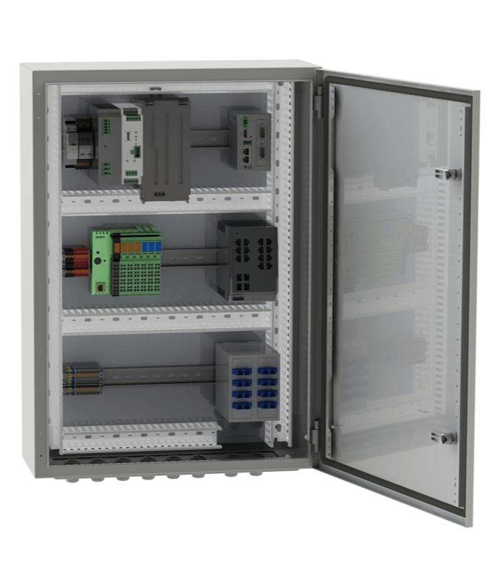 Empro Gateway Cabinet